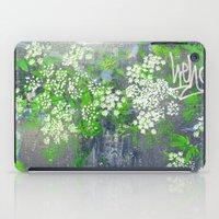 FlowerPower Fantasy 9-A iPad Case