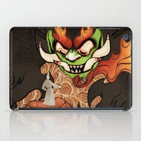 Samurai Jack And Aku iPad Case