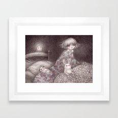 Ada Framed Art Print