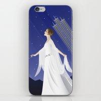 Deco Leia (12x18) iPhone & iPod Skin