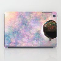 Keep Calm And Float On iPad Case