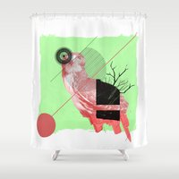 Natural Living Shower Curtain