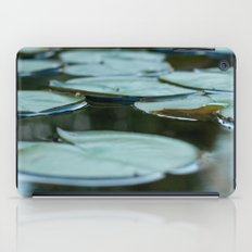 lily pads iPad Case