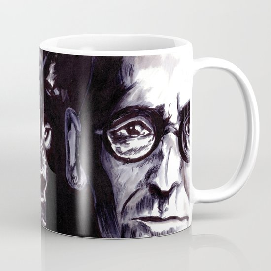 Treatise on the Steppenwolf. Not for Everybody. Mug