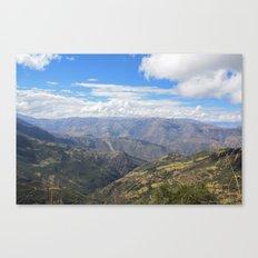 Peru Canvas Print