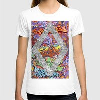 graffiti T-shirts featuring Graffiti by Az One Graffiti