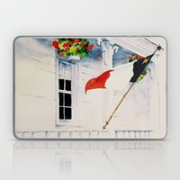 Fierté Acadienne Laptop & iPad Skin