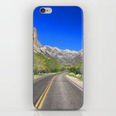 Lamoille Canyon iPhone & iPod Skin