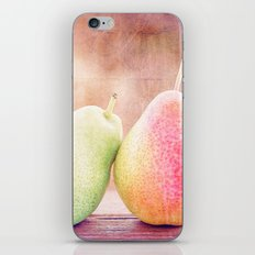LOVING PEARS iPhone & iPod Skin