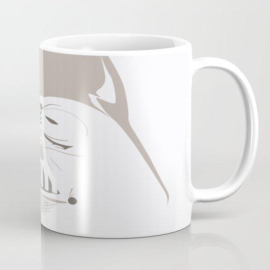 Ghost Darth Vader Mug