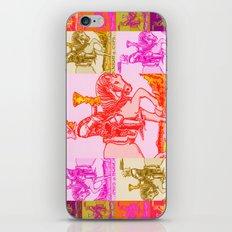 Knights Be Knighting iPhone & iPod Skin