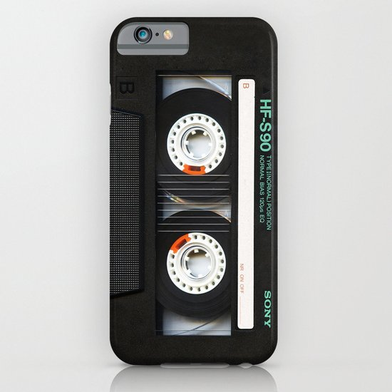 Classic retro sony cassette tape iPhone 4 4s 5 5c, ipod, ipad, tshirt, mugs and pillow case iPhone & iPod Case
