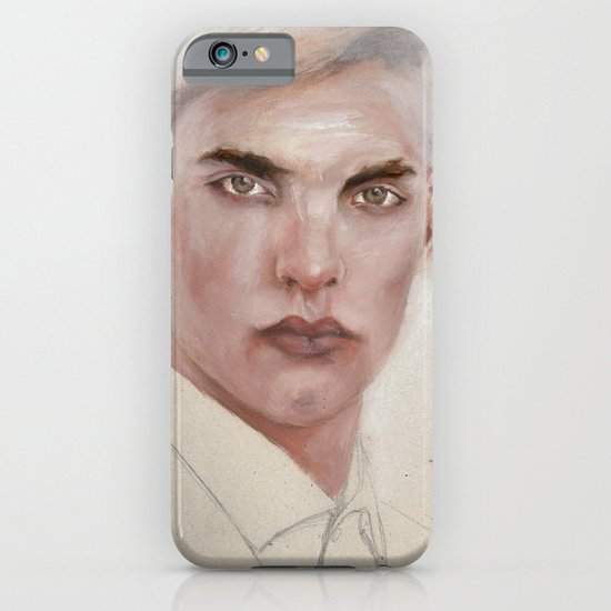 the chaser iPhone & iPod Case