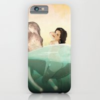 iPhone & iPod Case featuring The Bath by keith p. rein