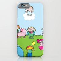 iPhone & iPod Case featuring Spring by oekie