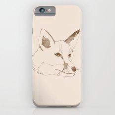 Mr Fox I iPhone 6 Slim Case