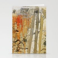 Abstract #61 Stationery Cards