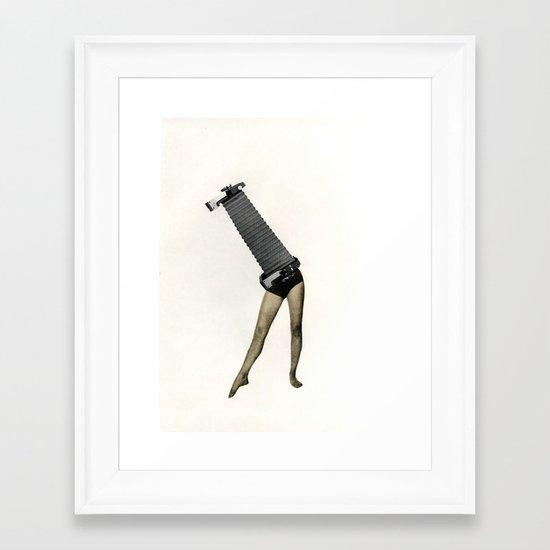 Deuxpod Framed Art Print