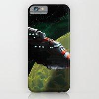 Starliner Spaceship iPhone 6 Slim Case