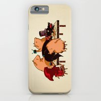 iPhone & iPod Case featuring Dinner With Friends by Boots