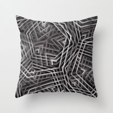 Di-simetrías 3 Throw Pillow