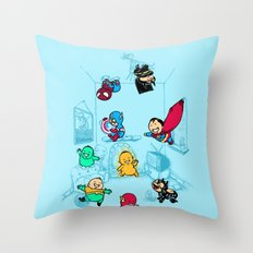 They Were Born This Way Throw Pillow