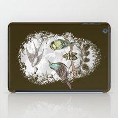 Nature's Skull II iPad Case