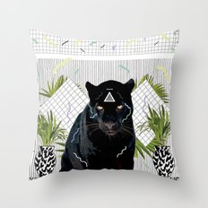 IMAMU Throw Pillow