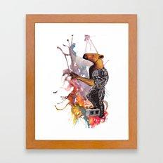 Darwin's Ark II Framed Art Print