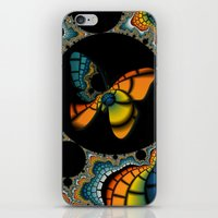 Fractal Cacoon iPhone & iPod Skin
