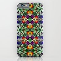 Hawaiian Garden 2 iPhone 6 Slim Case