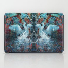 The Song of Swans iPad Case
