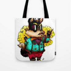 Watch & Learn Dear Creatures (Color Version) Tote Bag