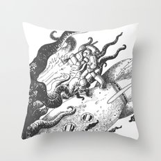 Ode to Joy Throw Pillow