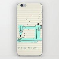 Sew And Stuff... iPhone & iPod Skin