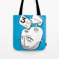 Will Will Tote Bag
