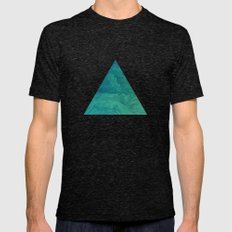 Elements - Water Mens Fitted Tee Tri-Black SMALL