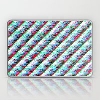 Filtered Diagonals Laptop & iPad Skin