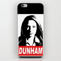 Obey Dunham iPhone & iPod Skin