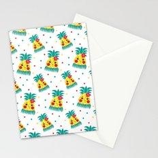 Miss Hawaiian Pineapple Stationery Cards