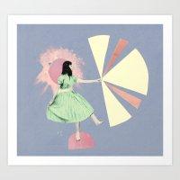 huaxi lilac Art Print