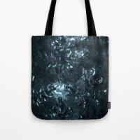 Enchanted blue Tote Bag