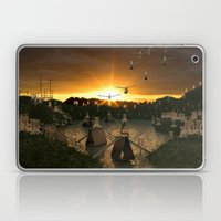 Pushpin Invasion Laptop & iPad Skin