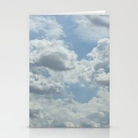 Dream Clouds Stationery Cards