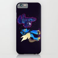 Mad T Ponies 'Absolem and Chesshur' iPhone 6 Slim Case