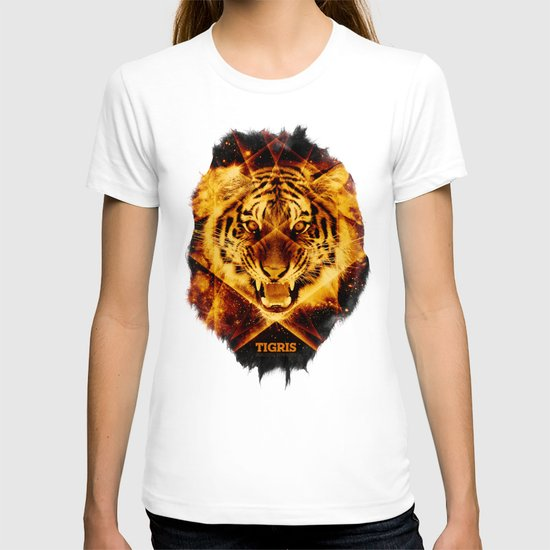 Tigris Beautiful Symmetry T-shirt