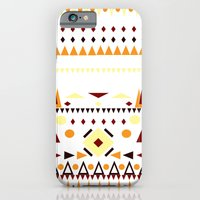 iPhone & iPod Case featuring Fall Paterns by Dan∆log-One