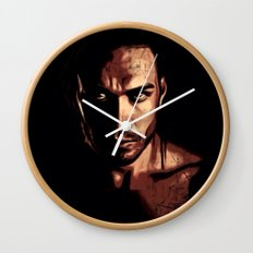 The Look Wall Clock