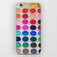 Let's Make Art 2 iPhone & iPod Skin