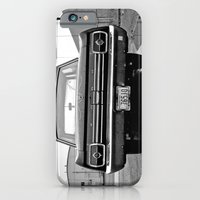 iPhone & iPod Case featuring Fairlane taillights by Vorona Photography